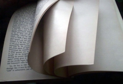 page turning