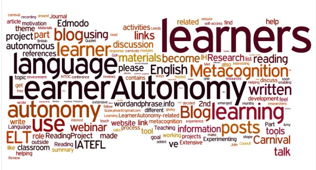 Learner Autonomy a la Lizzie!