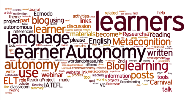 Learner Autonomy - the L.A./metacognition corner