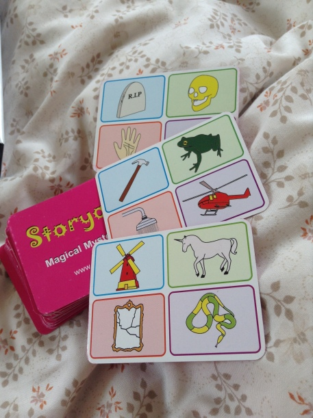 Storyonics!