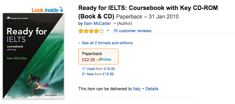 ready for ielts course book free