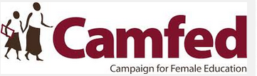 Screenshot of Camfed logo